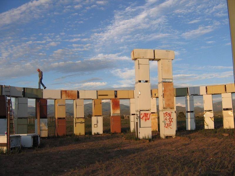 VA Viper: Weird Versions of Stonehenge
