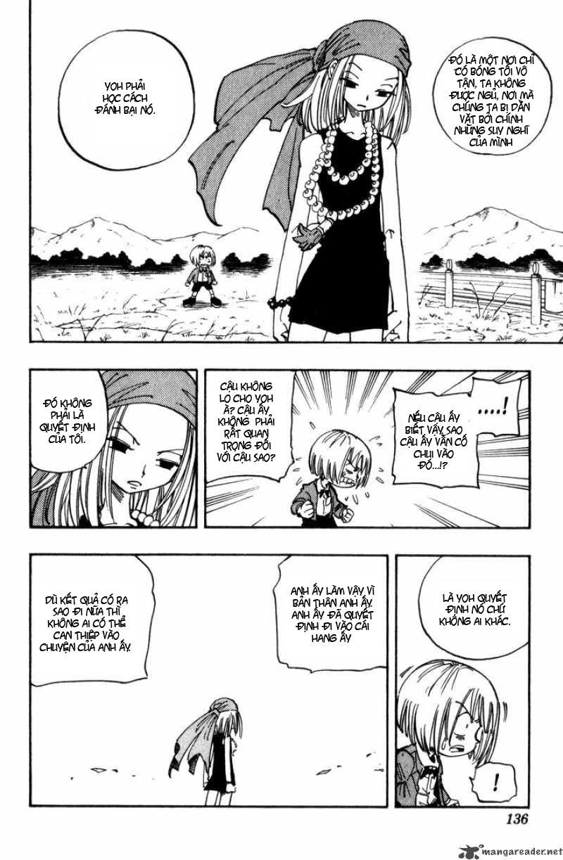 Shaman King [Vua pháp thuật] chap 51 trang 7