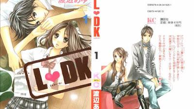 El manga L❤DK de Ayu Watanabe, esta por entrar a su arco final.