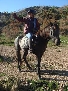 Horsexplore, Albania, ratsastusmatka