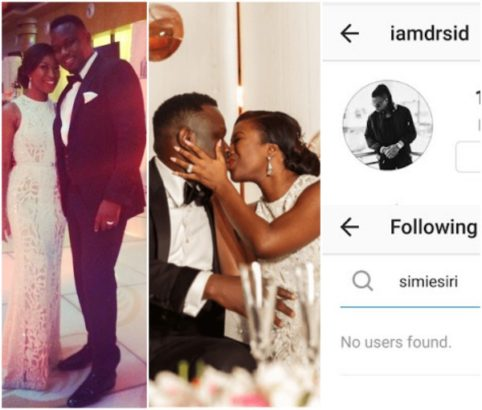 Dr Sid And Wife Simi's 3-years marriage allegedly in crisis
