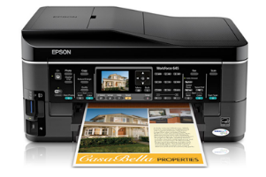 Epson WorkForce 645 Printer Driver Downloads & Software for Windows