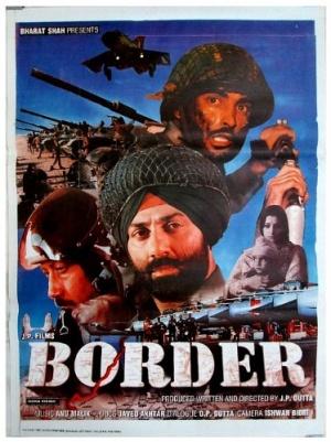 Border 1997 Hindi 480p Dvdrip 550mb