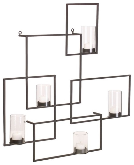 Tealight Wall Sconces - Exterior Design