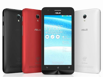 Asus Zenfone 4C - ZC451CG Firmware Download