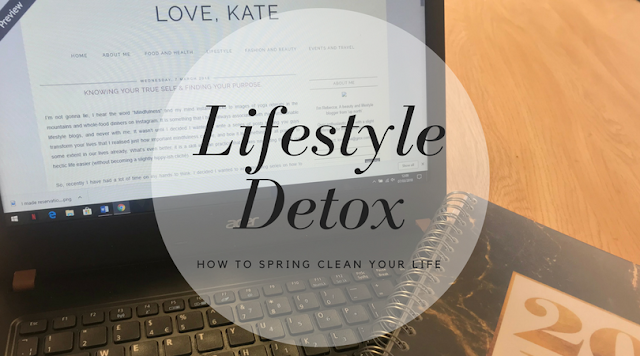 Kate loves blog - Mindfulness - Fresh Start