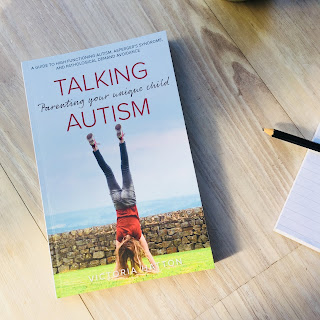 Autism Parenting Book - Talking Autism: Parenting your unique child