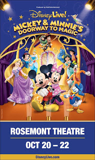 Disney Live!  Mickey & Minnie's Doorway to Magic