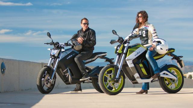 motos electricas santiago
