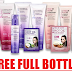 Free Full Size Bottle of Giovanni Hair Care Products