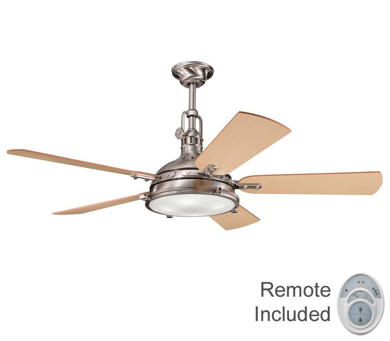 Stainless steel ceiling fan
