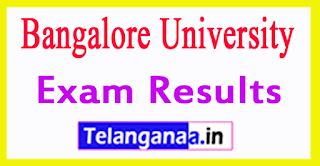 Bangalore University Exam Results 2017