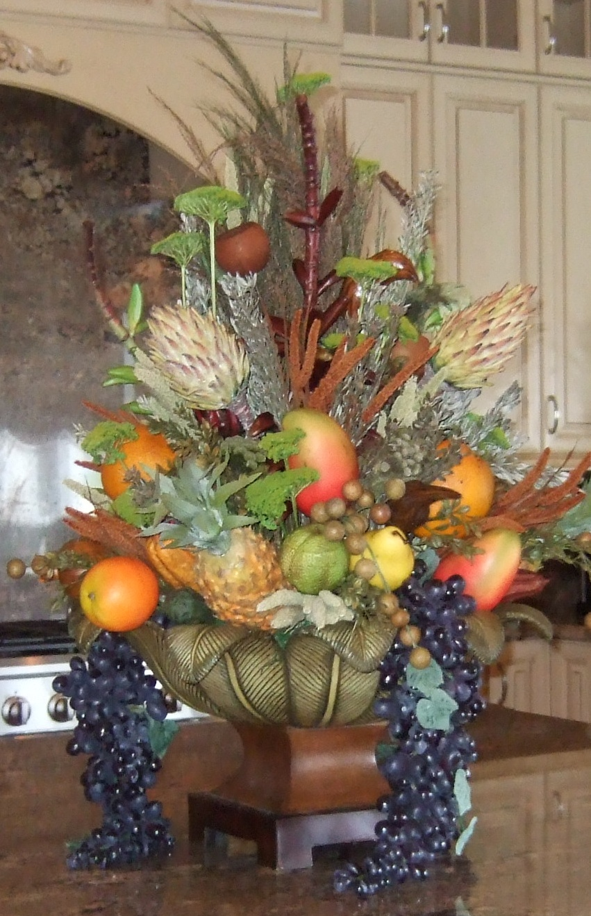 Floral Arrangements For Kitchen Table Ideas