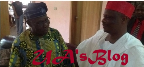 2019: Obasanjo Meets Kwankwaso, 35 Political Parties, Others