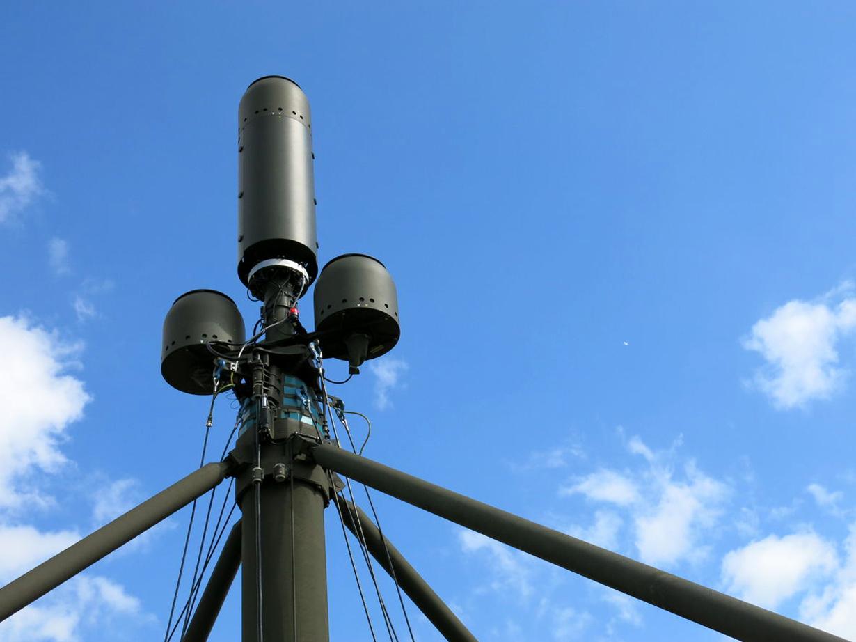 Radar Pasif Vera-NG