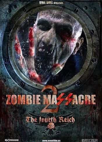 Zombie Massacre 2 Reich of the Dead (2015) Full Movie