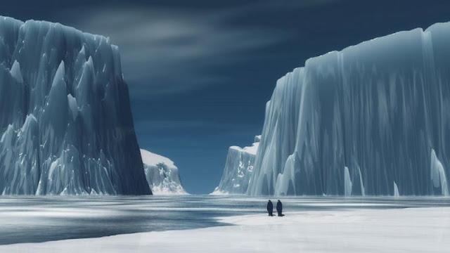 كم تبلغ درجة الحرارة في أبرد مكان على الأرض؟