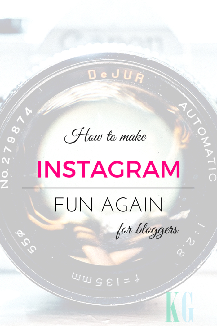 How to Make Instagram Fun Again for Bloggers and Content Producers While Boosting Engagement