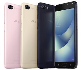 Harga HP Asus Zenfone 4 Max Pro ZC554KL, Spesifikasi Lengkap