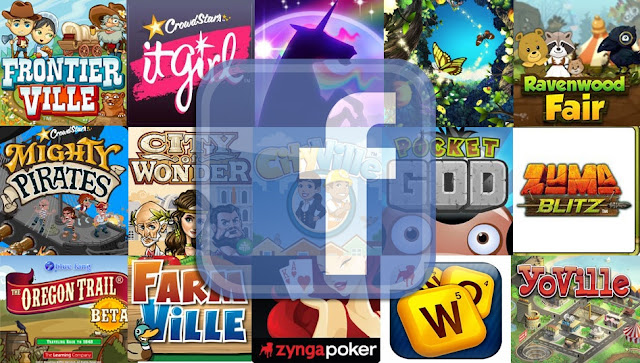 what is facebook game