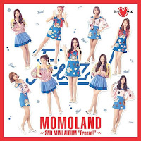 Download Mp3, MV, Lyrics MOMOLAND – Freeze (꼼짝마)