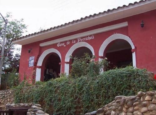 Casa Museo de la Perricholi en Tomayquichua