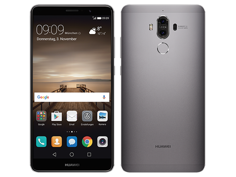 Report: Huawei Mate 9 With 20 MP + 12 MP Leica Main Cameras Is Priced At PHP 31990!