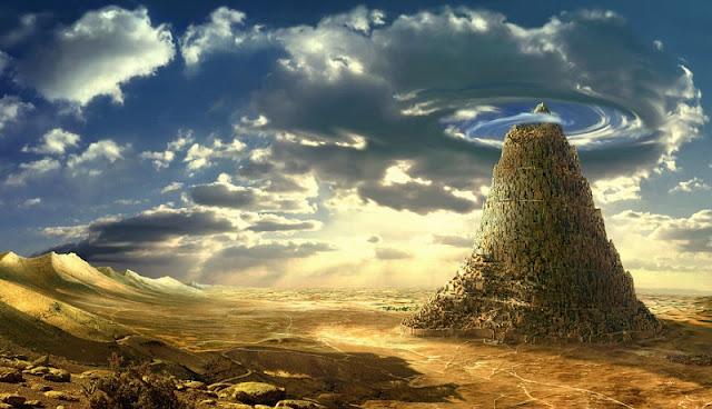 A torre de Babel foi um dos grandes intentos da humanidade