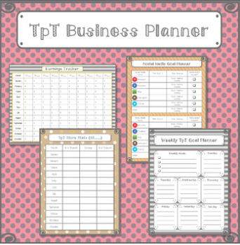 TpT Planner