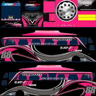 Download Livery Bus 88 Trans