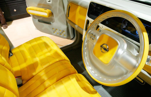 Nissan Car Modified Custom Car Interior Design Babe Otomotif