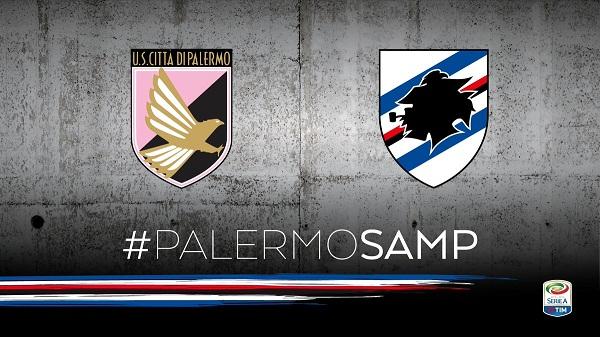 Palermo vs Sampdoria