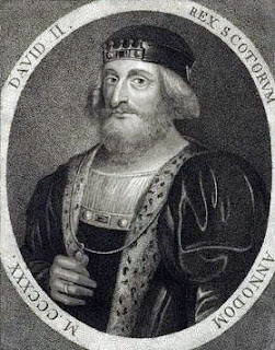 david II, david II of Scotland, kings of Scotland, fourteenth century