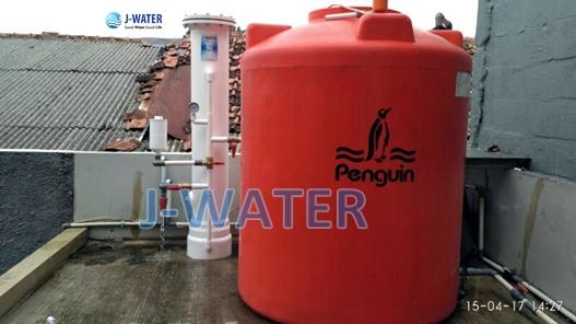 filter air sumur tandon surabaya