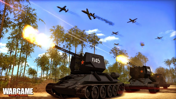 Wargame Red Dragon (2014) Full PC Game Mediafire Resumable Download Links