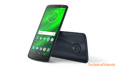 Moto G6 Plus 6GB RAM and Dual Rear Camera Setup Launch in India