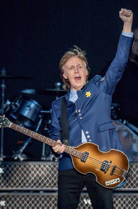 Des billets détournés pour le concert de Paul McCartney à Melbourne
