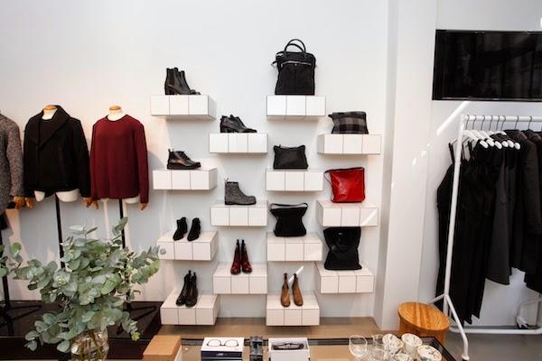 vosgesparis: HOPE | Swedish fashion label opens brand store