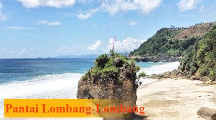 Pesona Pantai Lombang-Lombang Mamuju