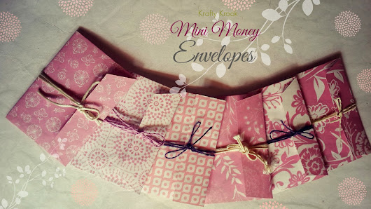 Gifting Made Pretty - Handmade Gift Envelopes