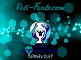 Calendario Coppa America.Calendario Risultati E Classifiche Coppa America 2019