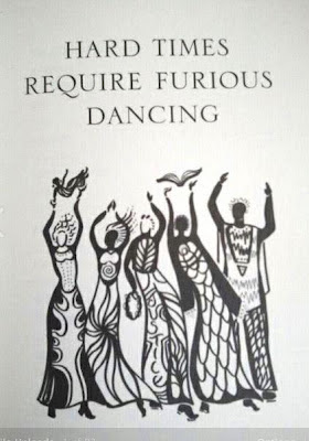 Hard Times Require Furious Dancing: New Poems [Hardcover] Alice Walker (Author)
