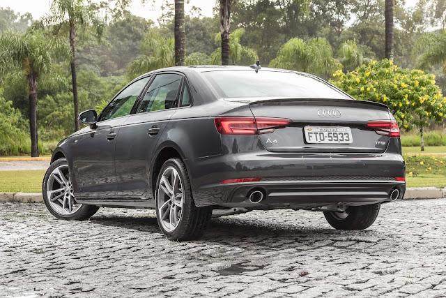 Audi A4 2019 Limited Editon