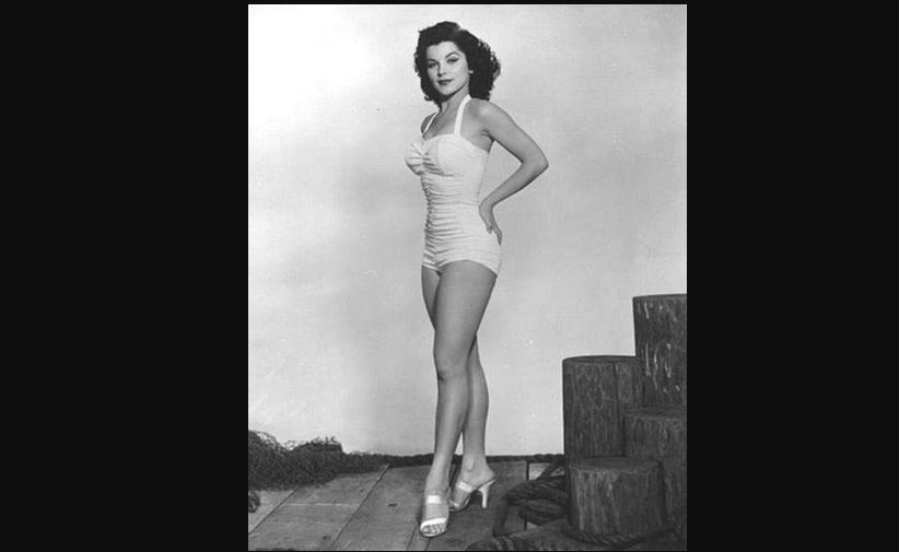 Debra Paget Biography Facts