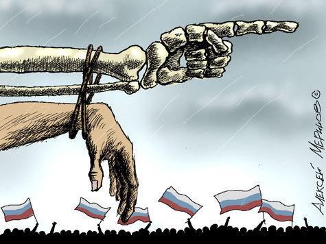 Россия проела 420 триллионов рублей наследия СССР