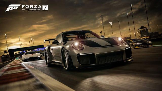 adalah game racing sport yang menampilkan lebih dari  Spesifikasi PC - Forza Motorsport 7
