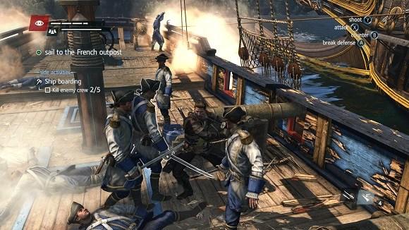 Assassins Creed Rogue Update v1.1.0-CODEX | Ova Games