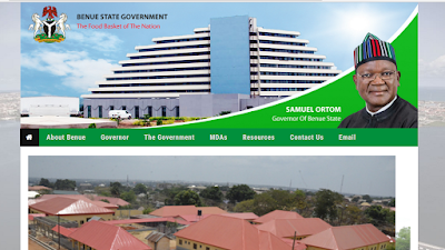 Benue State Website Re-Unveiled