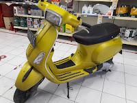 Harga aki untuk motor Vespa Piaggio