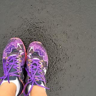 running, faith, fitness, cancer survivor, katy ursta, nike shoes